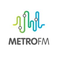 Logo of radio station Metro FM