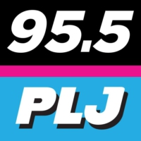 Logo of radio station 95.5 PLJ