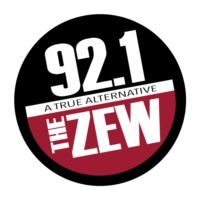 Logo of radio station WZEW 92 ZEW