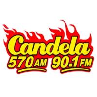 Logo de la radio Candela Morelia 90.1