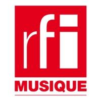 Logo of radio station RFI Musique