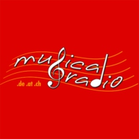 Logo of radio station musicalradio.de .at .ch