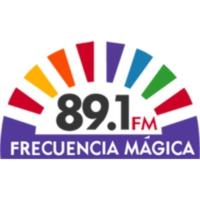 Logo of radio station XHPMQ 89.1 Frecuencia Mágica