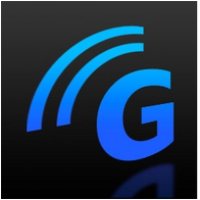 Logo of radio station GotRadio - Guitar Genius