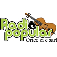 Logo of radio station Radio Popular Romania