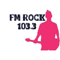 Logo of radio station Fm Rock 103.3