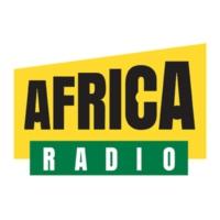 Logo of radio station Africa Radio Libreville