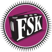 Logo of radio station FSK