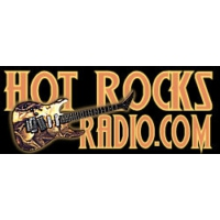 Logo of radio station Hot Rocks Radio