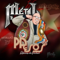 Logo de la radio Metal Rock Station