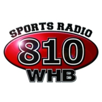 Logo of radio station WHB 810 AM