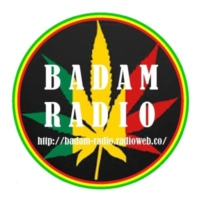 Logo of radio station BADAM RADIO