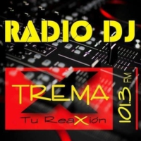 Logo of radio station Radio Xtrema