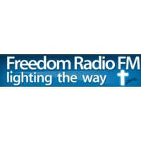 Logo of radio station WZXX Freedom Radio