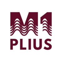 Logo de la radio Radijo stotis M-1 Plius