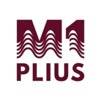 Logo of radio station Radijo stotis M-1 Plius