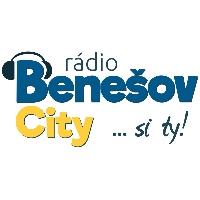 Logo of radio station Rádio Benešov City