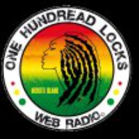 Logo of radio station one hundread locks