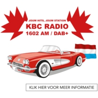 Logo of radio station KBC Radio