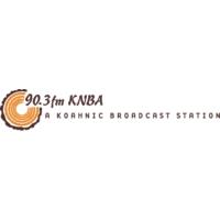 Logo de la radio KNBA 90.3 FM