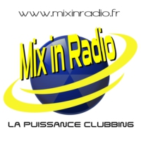 Logo de la radio MIX IN RADIO web
