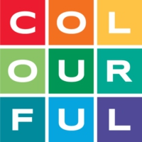 Logo of radio station Colourful Radio