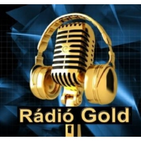 Logo of radio station Rádió Gold (H)