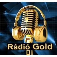 Logo de la radio Rádió Gold (H)