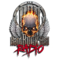 Logo of radio station Hard Rock Hell Radio