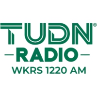 Logo of radio station WKRS TUDN 1220AM