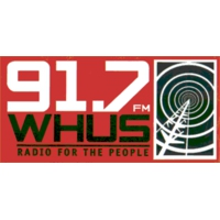 Logo of radio station WHUS UCONN 91.7 FM