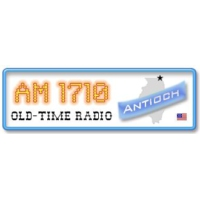 Logo of radio station AM 1710 Antioch