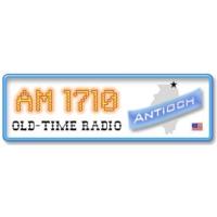 Logo of radio station AM 1710 Antioch