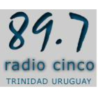 Logo of radio station Radio Cinco