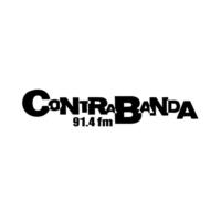 Logo de la radio Contrabanda FM