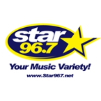 Logo of radio station WSSR - Star 96.7