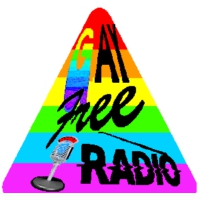 Logo of radio station GAYFREE RADIO