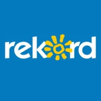 Logo of radio station Radio Rekord 106.2 FM