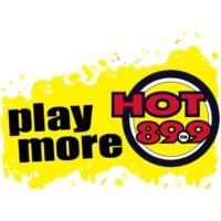 Logo of radio station HOT 89.9