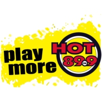 Logo de la radio HOT 89.9