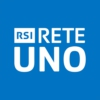 Logo of radio station RSI Rete Uno