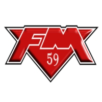 Logo of radio station fm59