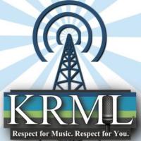 Logo of radio station KRML