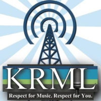 Logo of radio station KRML