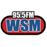 Logo of radio station WSM FM 95.5