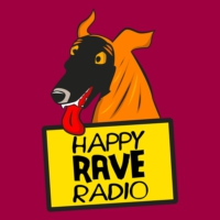 Logo de la radio Happy Rave Radio (90s Happy Hardcore)