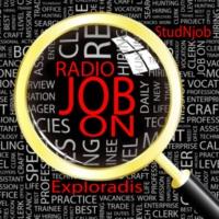 Logo of radio station JobOn Radio