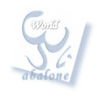Logo de la radio Abalone World