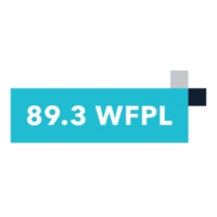 Logo of radio station 89.3 WFPL