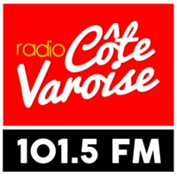 Logo of radio station Radio Côte Varoise